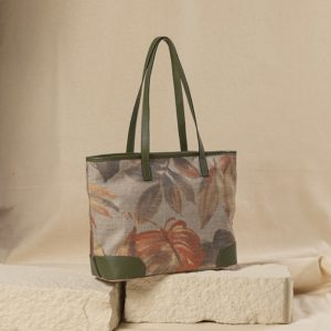 Shopper Bag Tecido Floral